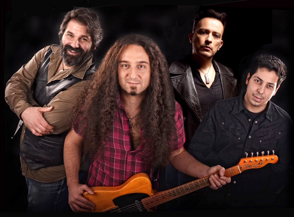 Vincenzo Grieco and the Rome Blues Authority